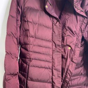 Lands' End Jackets & Coats - Land's End Women's Long Down Coat